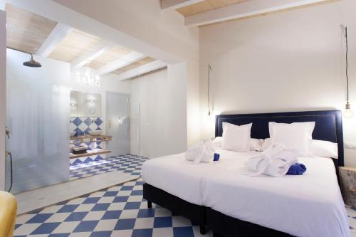Double Room with Terrace - single occupancy Es Corte Vell - Adults Only 14