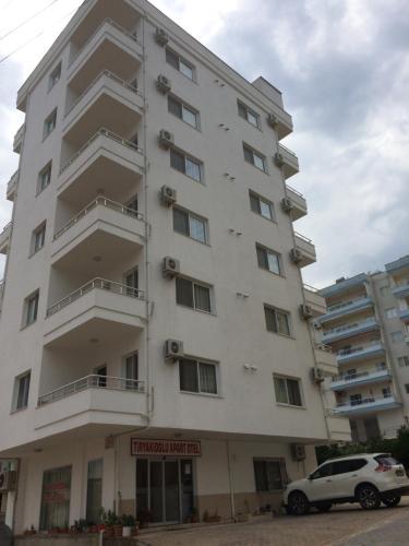 Silifke Tiryakioğlu Apart Otel directions