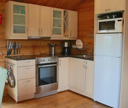 Geysir - Modern Log Cabin - Photo 7 of 25