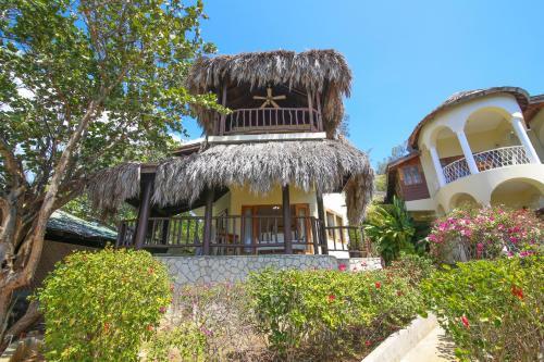 West End Road, Negril, Jamaica.