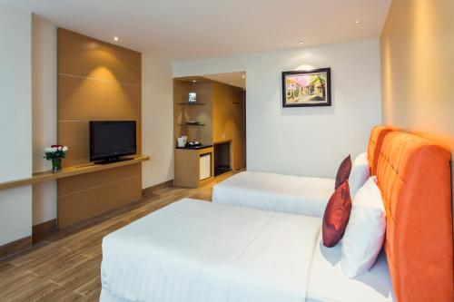 Executive Double Room (Package)