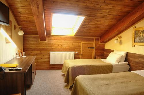Twin Room - Attic