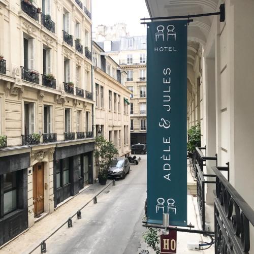 Hôtel Adèle & Jules photo 38