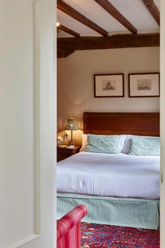 Habitación Doble Hotel Zubieta 12
