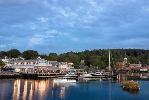 . Boothbay Harbor Oceanside Golf Resort