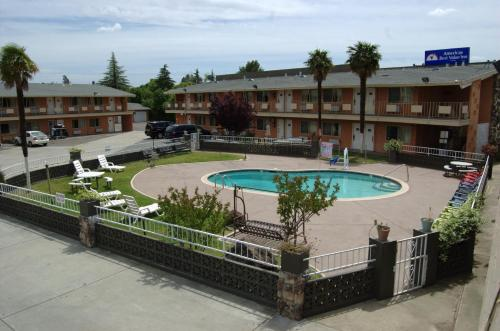 Americas Best Value Inn Red Bluff