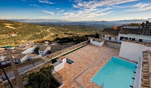 Suite - single occupancy Hotel Las Casas del Consul 15