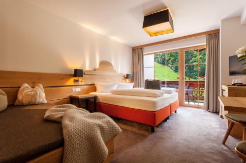 Das Kaltenbach - ApartHotel - Accommodation - Kaltenbach