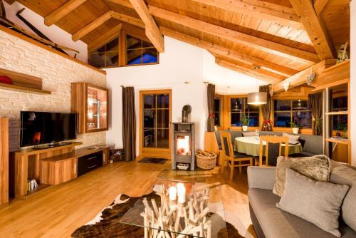 Romantik Lodge Prinz - Apartment - Ehrwald