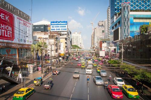 Happy Monkey Hostel Bangkok photo 31