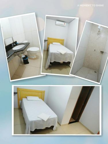 Habitación Individual con baño (Single Room with Bathroom)