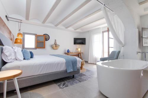 Superior Double Room Hotel Boutique La Serena - Adults Only 1