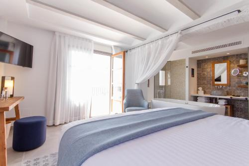 Superior Double Room Hotel Boutique La Serena - Adults Only 2