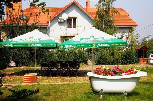 The Green Guest House, Moldova