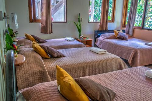 . Hotel Jaguar Inn Tikal