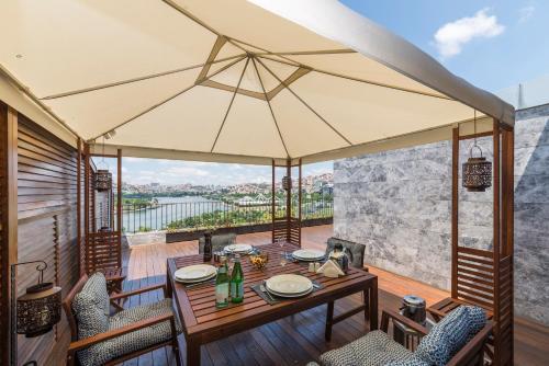 Istanbul Terrace Suites Istanbul rezervasyon
