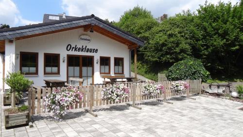 Ferienhaus Orkeklause Winterberg