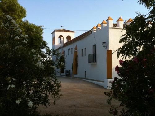 Habitación Doble con vistas - 1 o 2 camas   B&B Hacienda el Santiscal 12