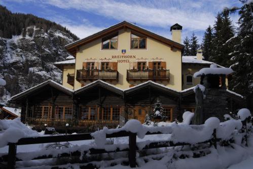 Breithorn Hotel Champoluc