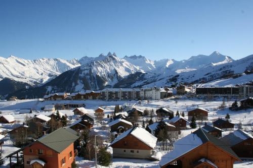 Le Mont Charvin La Toussuire