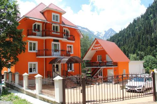 Kapriz - Hotel - Dombay
