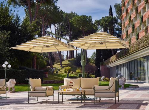 Rome Cavalieri, A Waldorf Astoria Resort photo 101