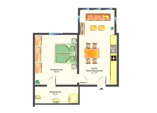 Haus Haithabu Wohnung Vimmerby photo 17