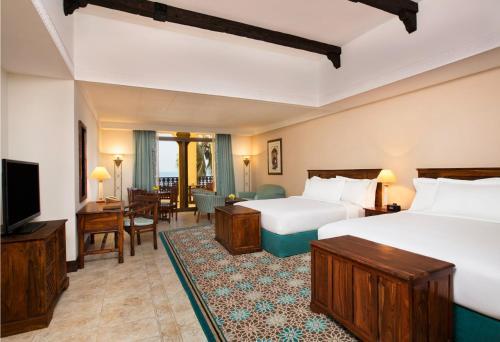 Foto - Hilton Al Hamra Beach & Golf Resort
