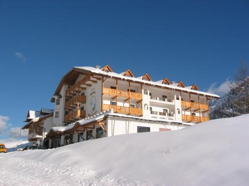 Hotel Cristallo - Passo San Pellegrino