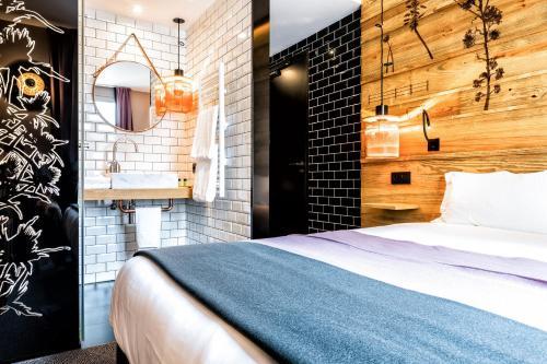 Hotel Restaurant Au Boeuf Couronné - Hôtel - Paris