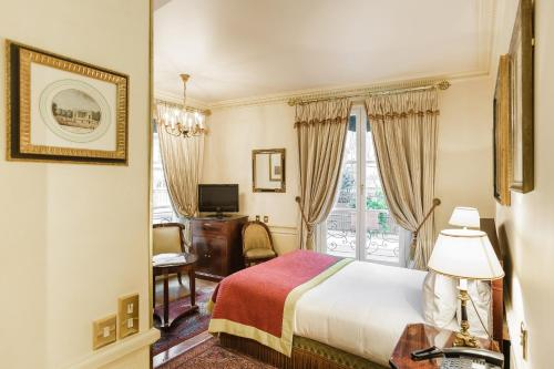 Hotel Luxembourg Parc photo 15