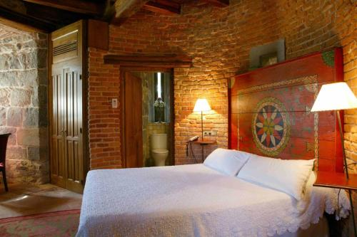 Doppel- oder Zweibettzimmer Castillo de Arteaga 7