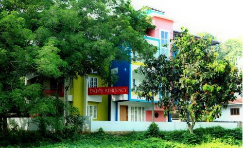 . EN Jays Residency (Service Apartments)