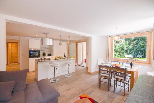 Appartement La Creusettaz Chamonix