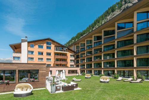 Hotel Palü - Pontresina