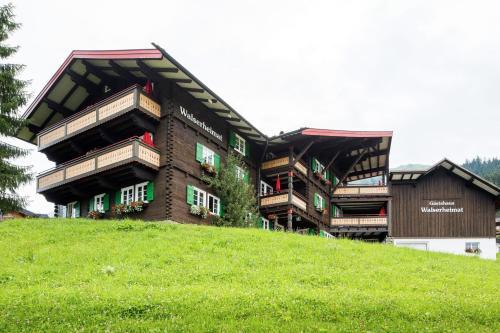 Gästehaus Walserheimat - Accommodation - Kleinwalsertal