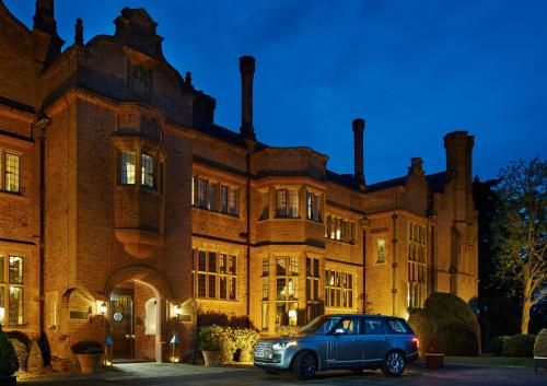 Hanbury Manor Marriott Hotel & Country Club photo 30