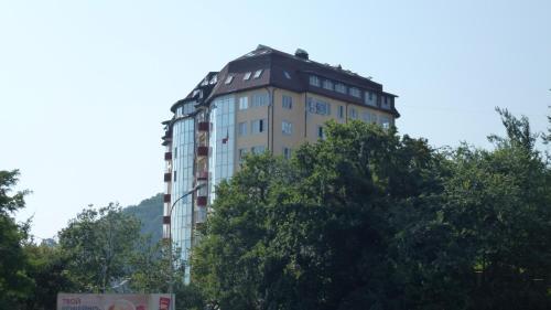 Апартаменты на Виноградной Номер-студио