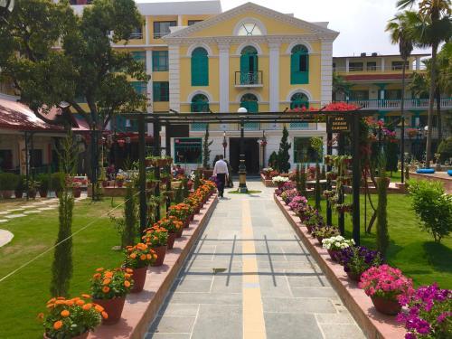 Saatghumti, Thamel, Kathmandu, Nepal.