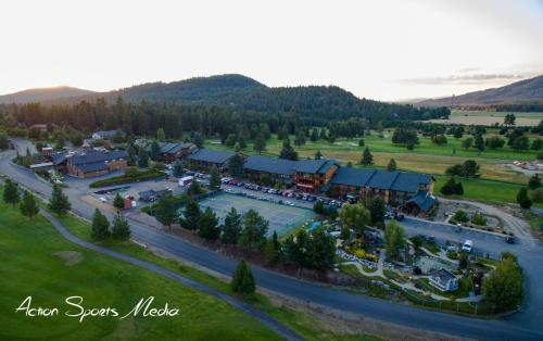 Stoneridge Resort - Accommodation - Blanchard