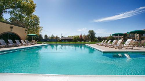 Best Western Roseville Inn - Roseville, CA CA 95678