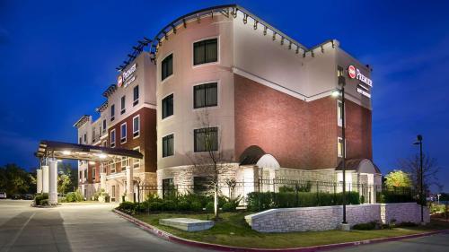 BEST WESTERN PREMIER Crown Chase Inn&Suites - Hotel - Denton