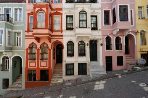 Istanbul Catirga Konak Apartments harita