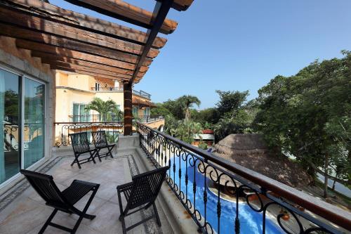 Eurostars Hacienda Vista Real, Playacar
