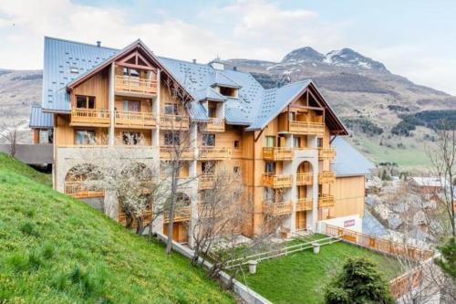 Résidence Les Pléiades Les Deux Alpes