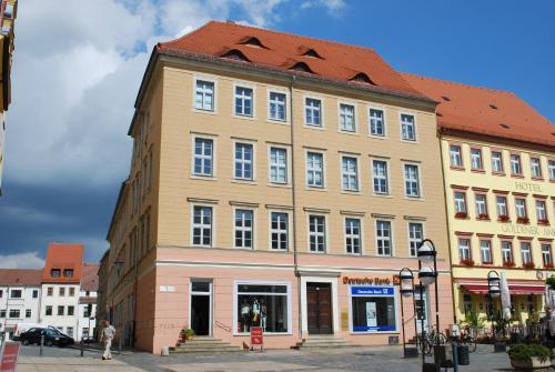 Ferienwohnungen in Torgau am Markt - Apartment - Torgau