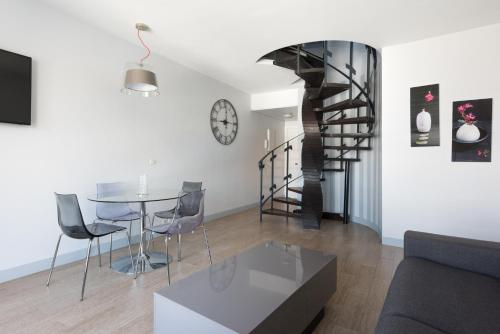 Marceau apartment impression