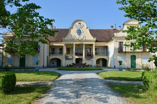 Château de Mathod - Accommodation