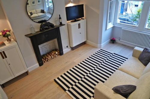 Sparkling apartment in Kensington Olympia