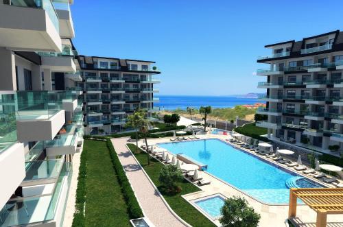 Kargicak Luxury Konak Apartment yol tarifi